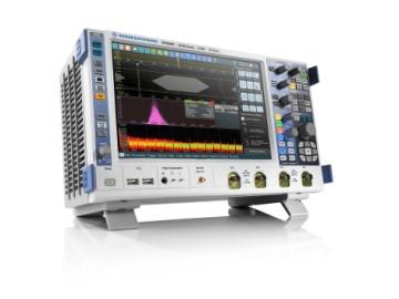 Les oscilloscopes R&S RTO2000 proposent un générateur intégré pour simplifier le débogage.