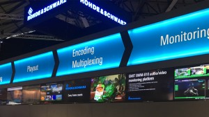 IBC 2017: Rohde & Schwarz subsidiary GMIT with world's first internet-based broadcast and OTT network monitoring app