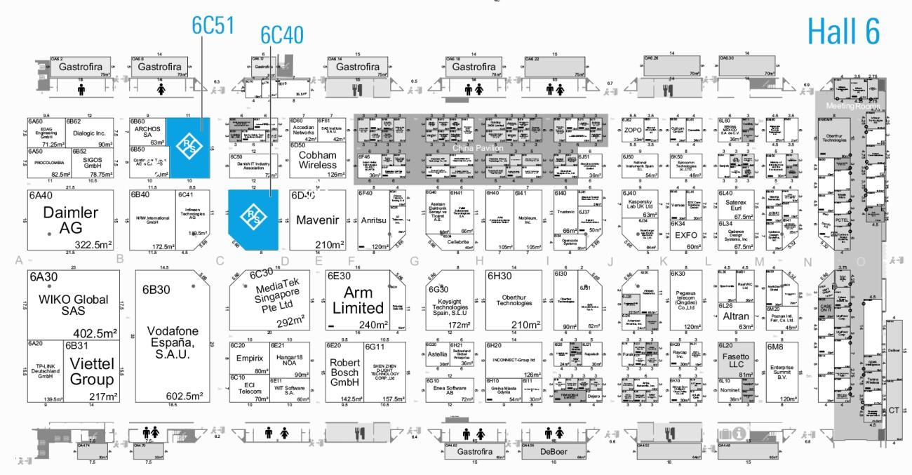 Floorplan MWC 2018