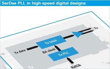 PLL SerDes nei progetti digitali ad alta velocità