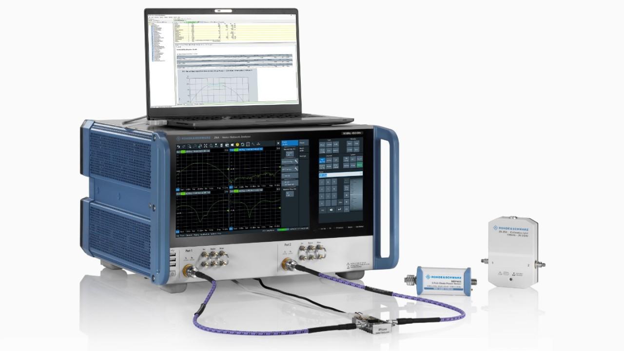 VNA: IQ Mixer Characterization