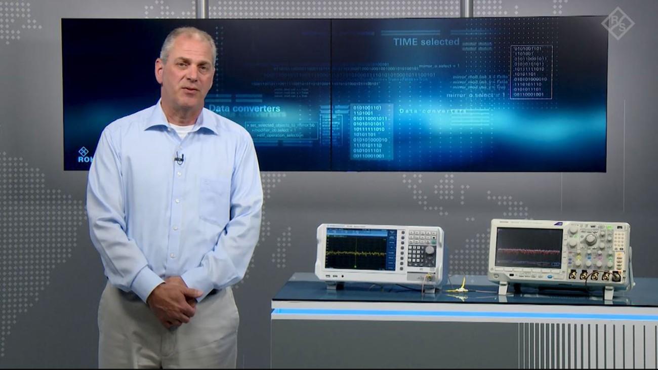 R&S®FPC1000 spectrum