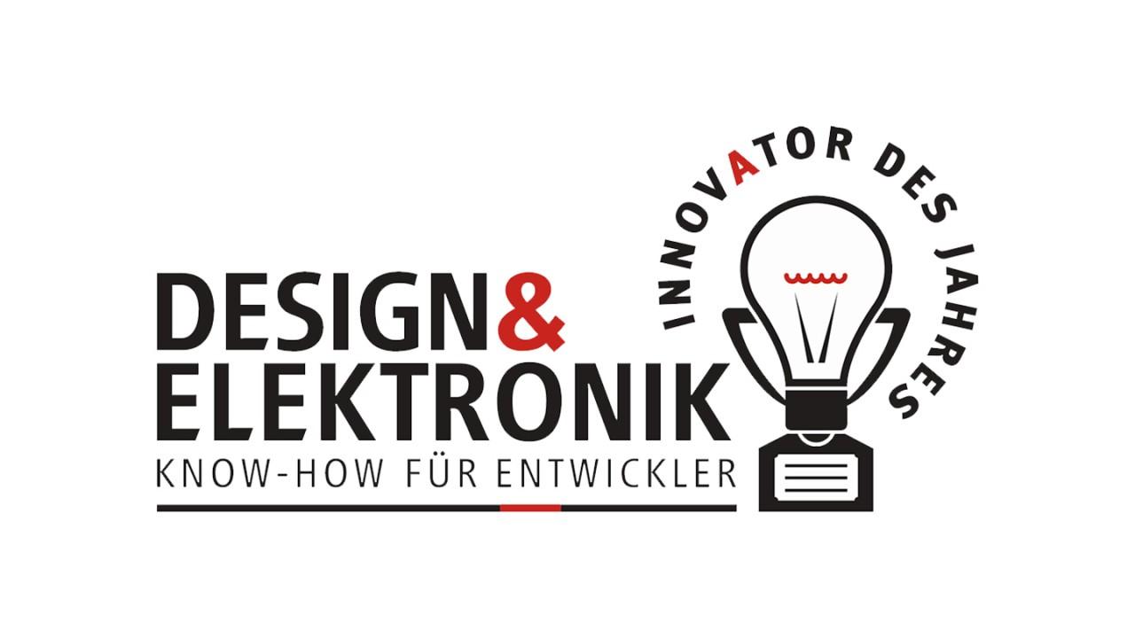 Design & Elektronik - L'innovateur de l'année