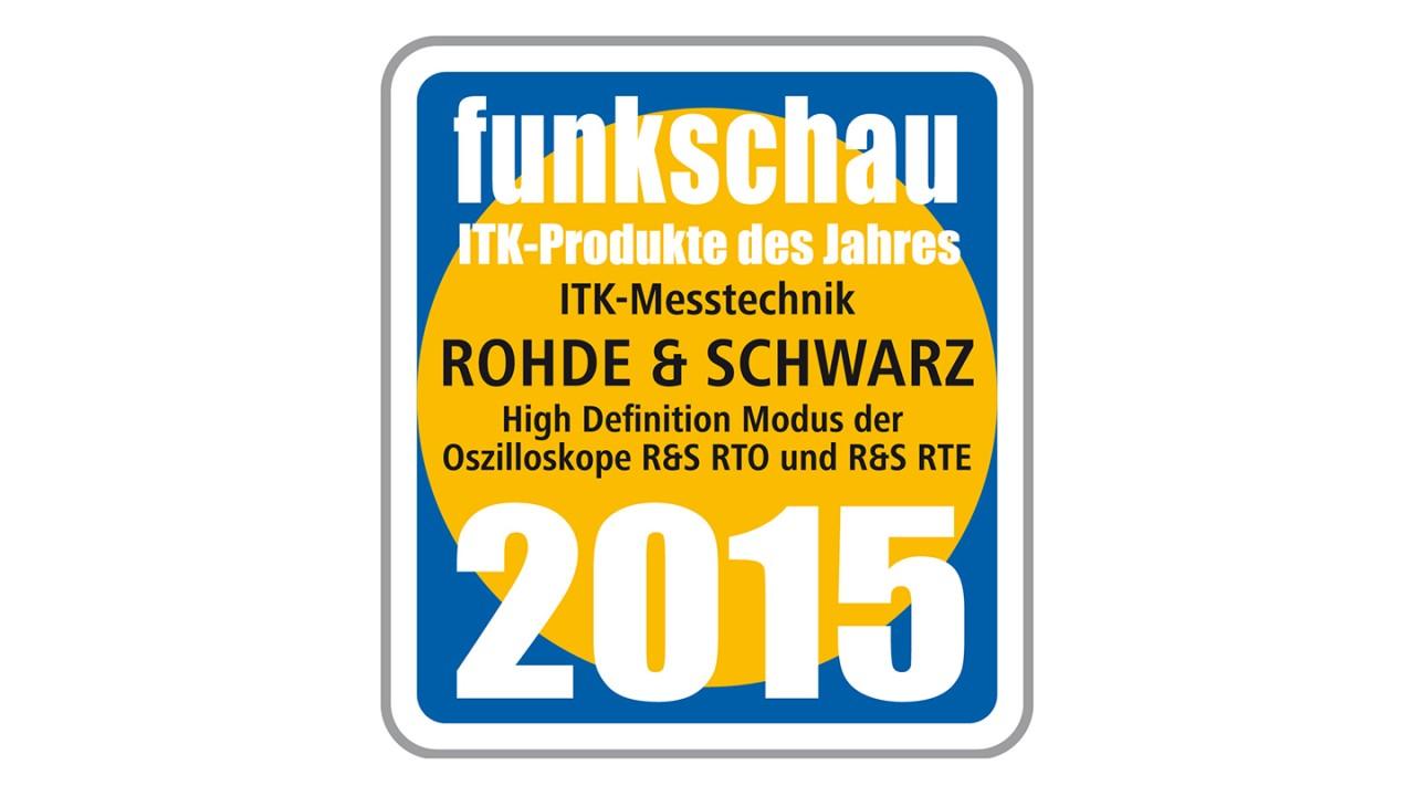 Funkschau 2015