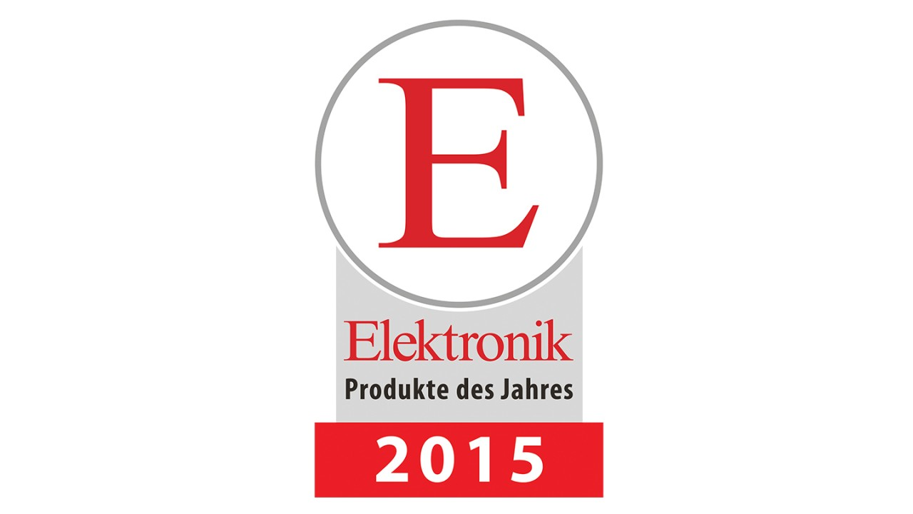 Produit de l'année 2015 par Elektronik