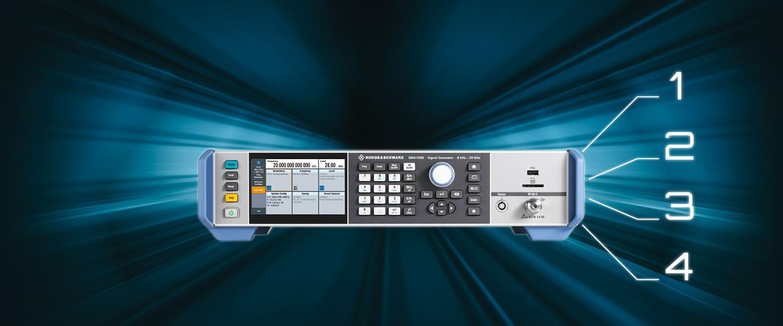 Generatore di segnali R&S®SMA100B