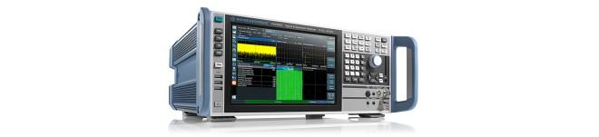 Компания Rohde & Schwarz представляет новую серию анализаторов спектра и сигналов среднего класса серии 3000