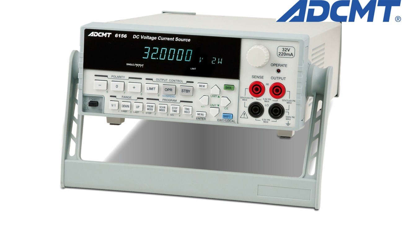 ADCMT6156 DC Voltage current source