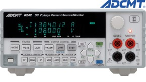 6242 DC Voltage current source/monitor