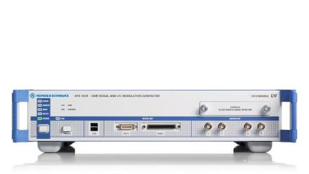 R&S®AFQ100B UWB Signal and I/Q Modulation Generator