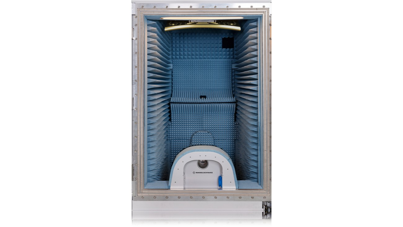 R&S®ATS1500C antenna test system for automotive radar – available soon