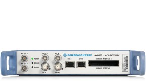 R&S®AVG050 DVB Satellite Receiver