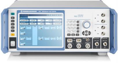 R&S®BTC Broadcast Test Center   Overview   Rohde & Schwarz