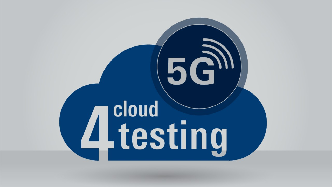 R&S®Cloud4Testing: 5G application package