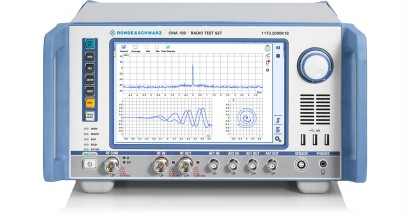 R&S®CMA180 Radio Test Set | Overview | Rohde & Schwarz