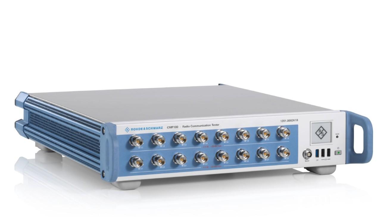 R&S®CMP180 radio communication tester / VSA/VSG single box tester