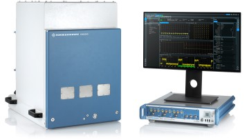R&S CMP200 + R&S CMQ200: fully integrated OTA test solution for 5G FR2 devices