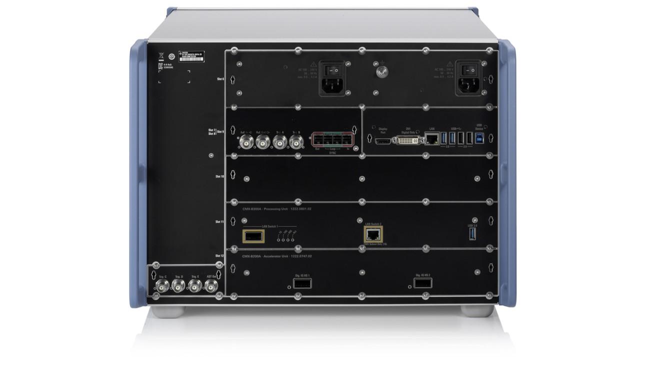 R&S®CMX500 Radio Communication Tester