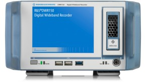 R&S®DWR150 Digital wideband recorder