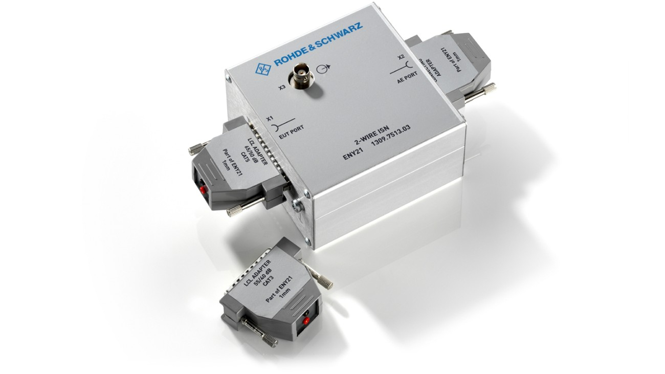 R&S®ENY21 Coupling Networks