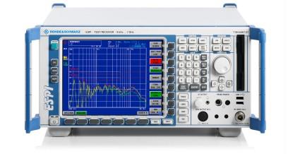 R&S®ESPI Test Receiver | Overview | Rohde & Schwarz