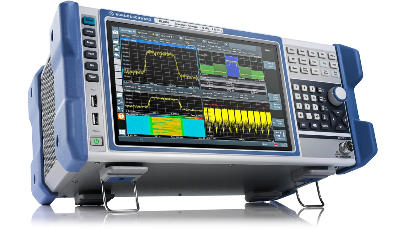 R&S®FPL1000 Spectrum analyzer