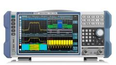 R&S®FPL1000 Spectrum analyzer, front view