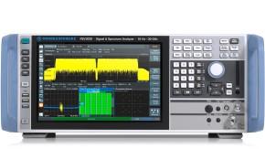 R&S®FSV3030 signal and spectrum analyzer
