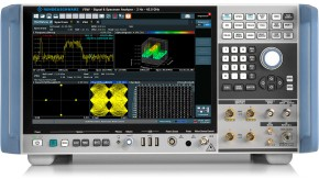 R&S®FSW-Signal and spectrum analyzer