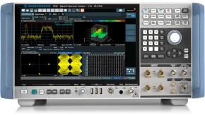 R&S®FSW-Signal and spectrum analyzer