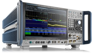 Rohde & Schwarz has completely enhanced the R&S FSW.