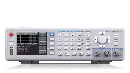 HMF2525/HMF2550 Arbitrary Function Generator