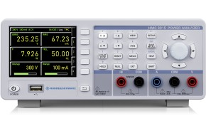 R&S®HMC8015 All-in-one Power Analyzer