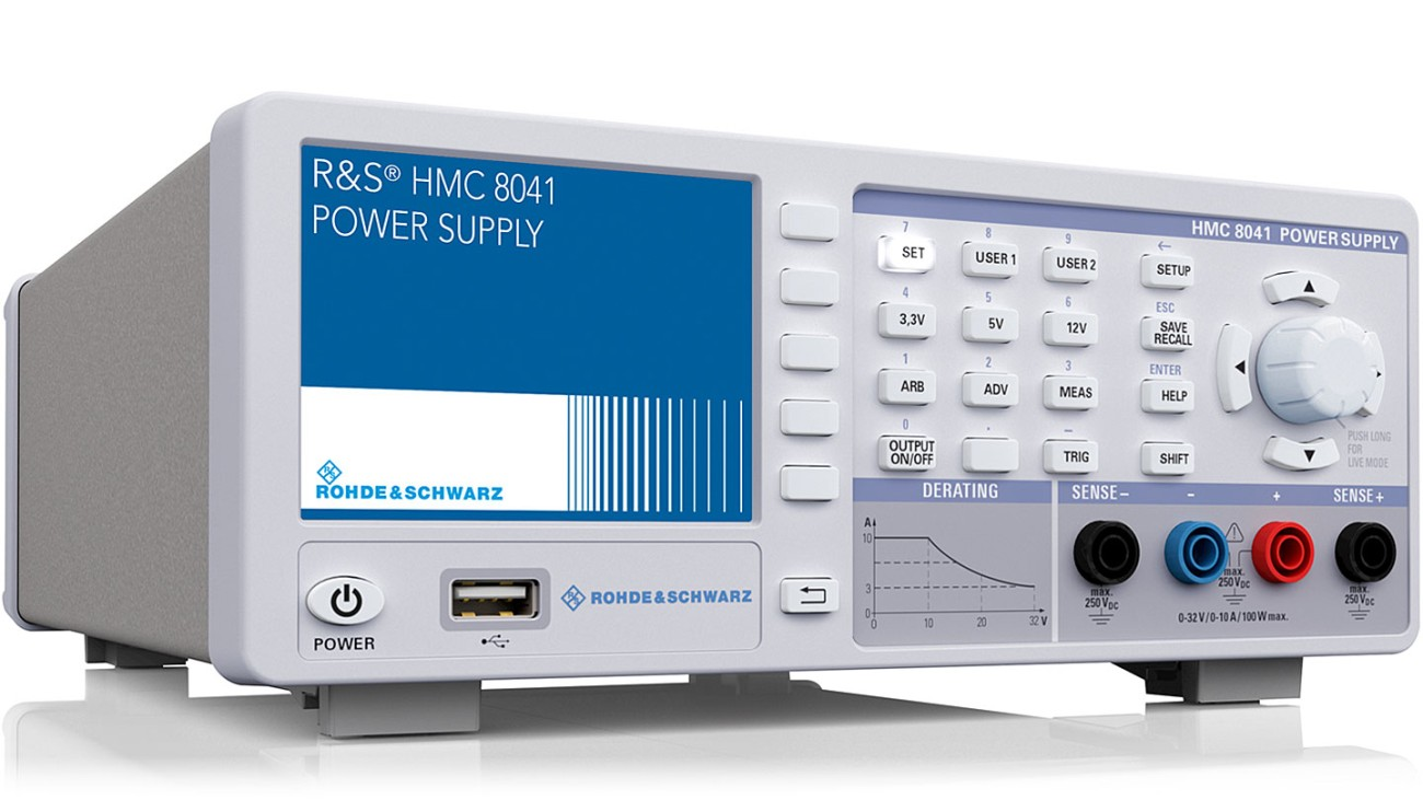 R&S®HMC8041 Power Supply