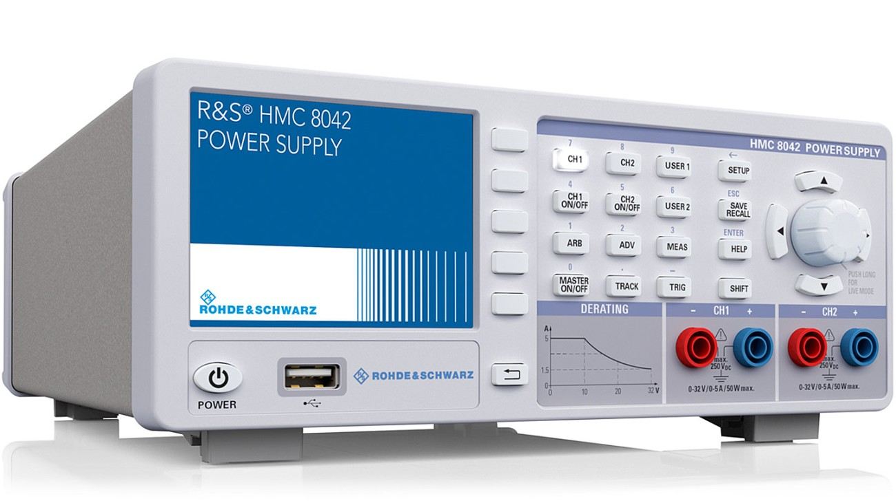 R&S®HMC8042 Power Supply