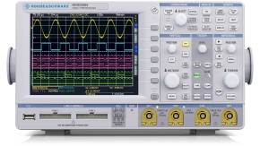 HMO3000 Series mixed signal oscilloscope