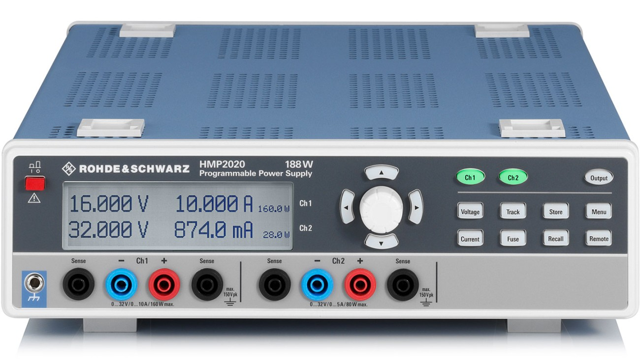 R&S®HMP 2000 Power Supply