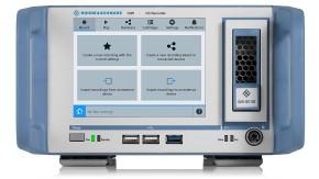 R&S®IQW Wideband I/Q Data Recorder