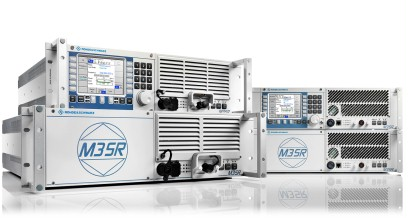 R&S®M3SR Series4400 Software Defined Radios   Overview