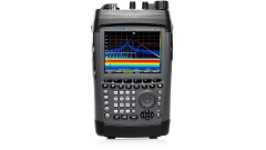 R&S®MNT100 RF Interference Locator - polychrome analysis