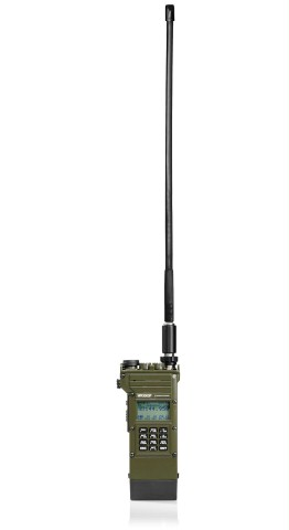 R&S®MR3000P VHF tactical handheld radio | Overview | Rohde & Schwarz