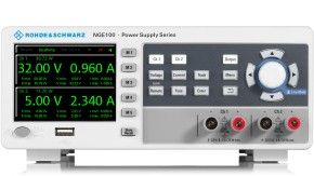 R&S®NGE100 DC Power Supply