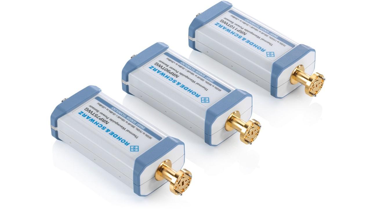 R&S®NRPxxTWG thermal power sensors