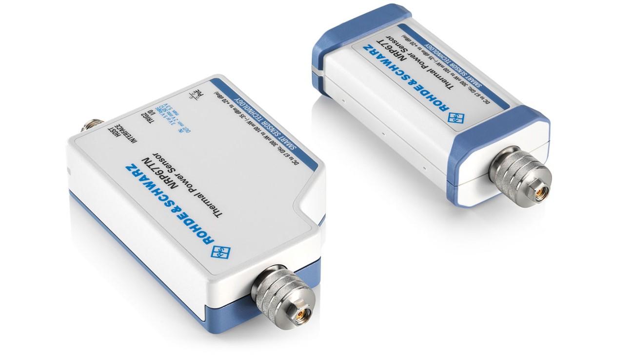 R&S®NRP67T/TN thermal power sensors