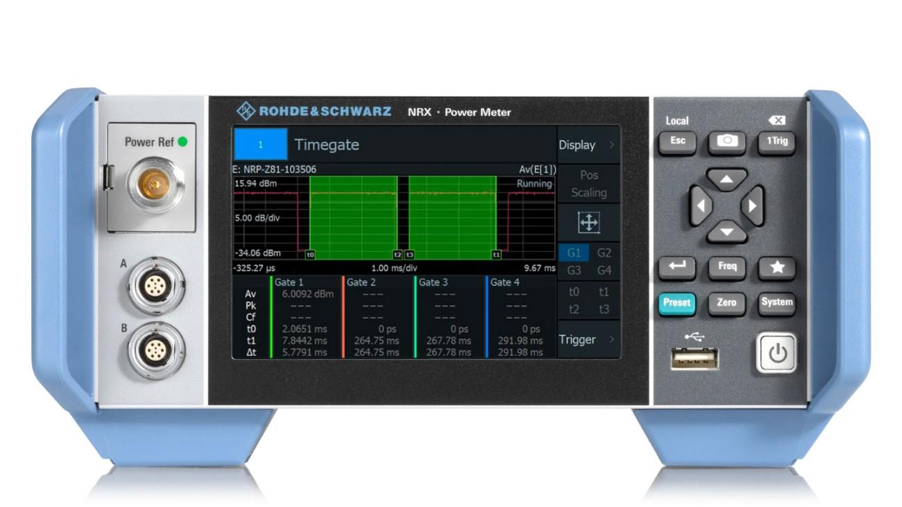 R&S® NRX power meter
