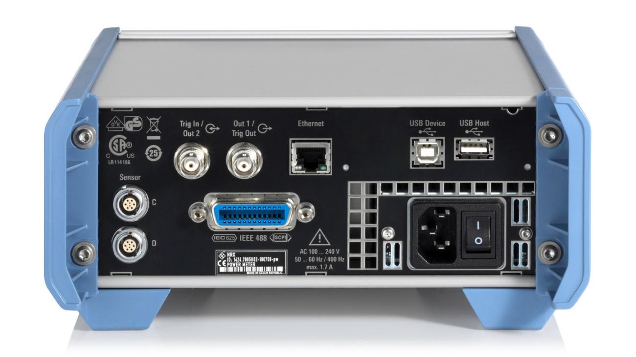R&S®NRX power meter