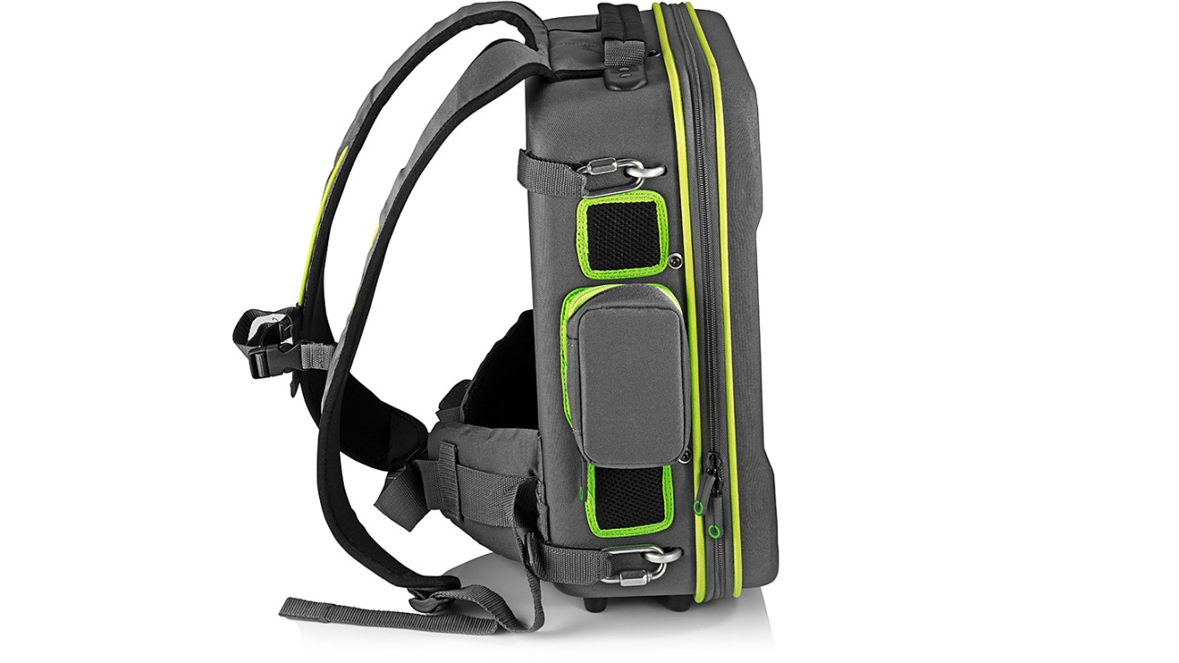 PiMPro Tower - Back pack carrying case