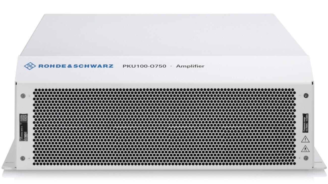R&S®PKU100 - 750 W