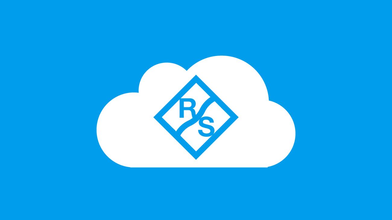 Cloud | Rohde & Schwarz