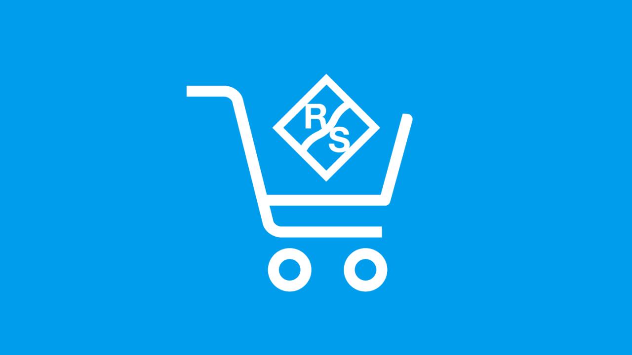 eCommerce | Rohde & Schwarz